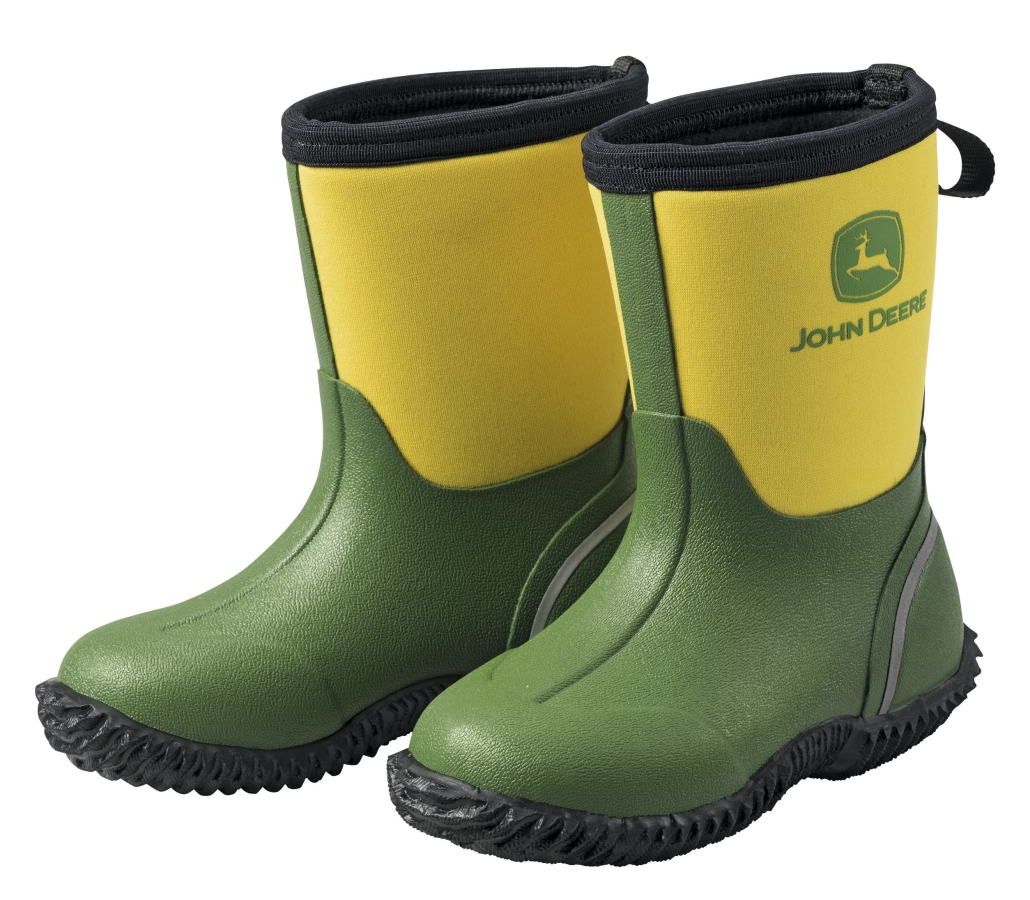 John Deere Neoprenstøvel jr | Felleskjøpet Agri