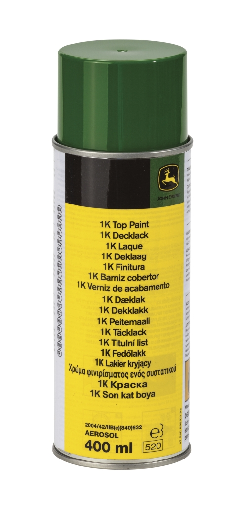 John Deere Spraylakk 400 ml