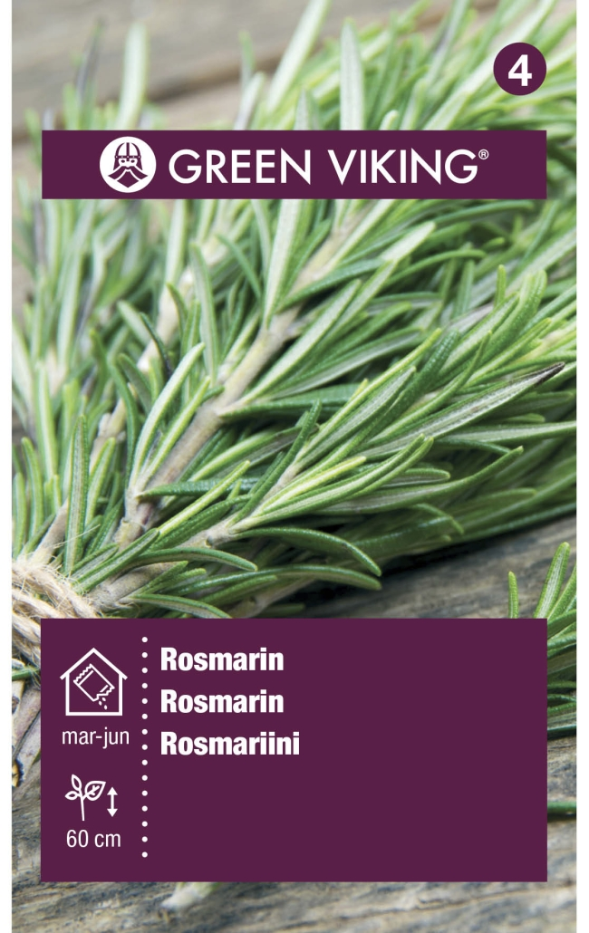 Green Viking Frø Rosmarin