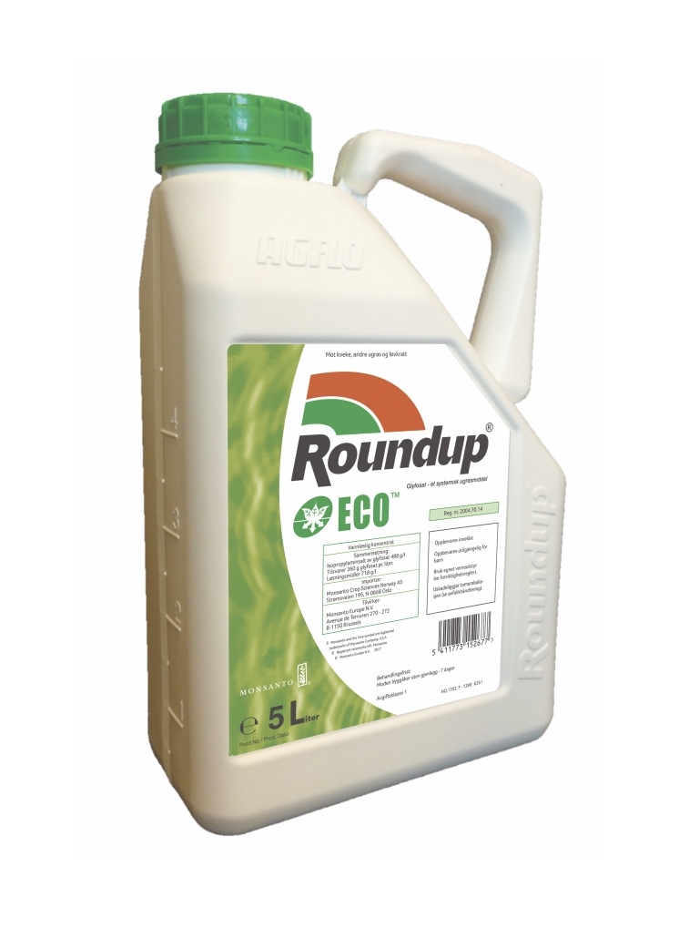 Roundup Eco 5 ltr