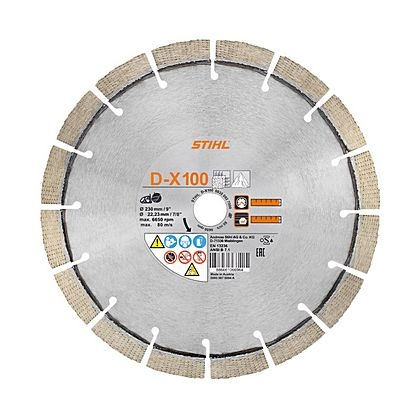 Stihl Diamantskive D-BA 300 mm